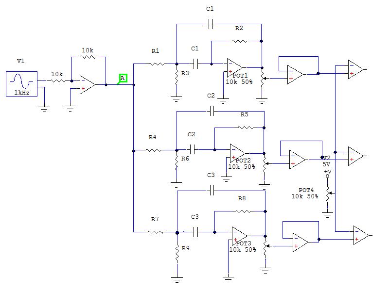 Circuito Luces Audioritmicas : Luces audiorítmicas sherlin xbot